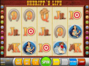 Sherrif´s Life gratis joc ca la aparate online