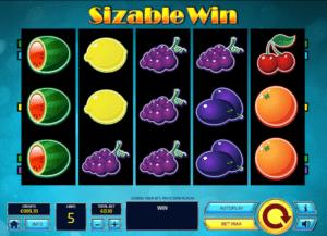 Jocul de cazino online Sizable Win gratuit