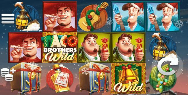Taco Brothers Saving Christmas gratis joc ca la aparate online
