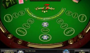 Jocul de cazino online Three Card Poker Tom Horn gratuit