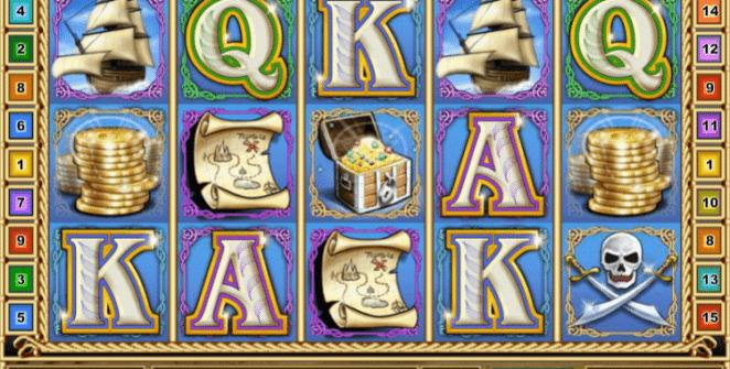 Jocuri Pacanele Treasure Island Online Gratis