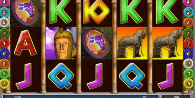 Joaca gratis pacanele Trojan Horse online