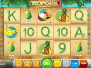 Jocul de cazino online Tropicana gratuit