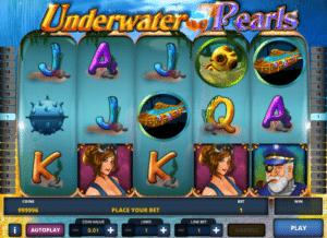 Underwater Pearls gratis joc ca la aparate online
