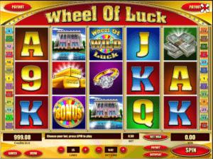 Wheel of Luck TH gratis joc ca la aparate online