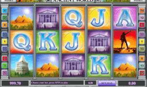 Jocul de cazino online Wonders of the AW gratuit