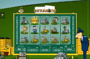 Jocul de cazino online Battleground Spins gratuit