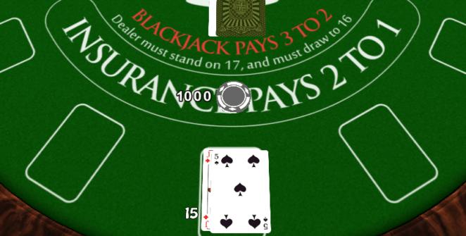 Jocul de cazino online BlackJack Wazdan gratuit