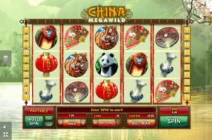 Joaca gratis pacanele China MegaWild online