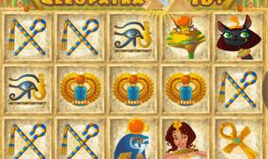 Joaca gratis pacanele Cleopatra 18+ online