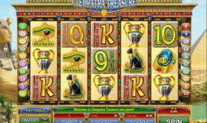 Cleopatra Treasure gratis joc ca la aparate online