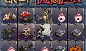 Jocul de cazino online Crazy Halloween gratuit