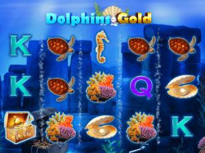 Dolphins Gold gratis joc ca la aparate online