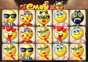 Jocul de cazino online Emoji Slot gratuit
