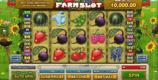 Farm Slot gratis joc ca la aparate online