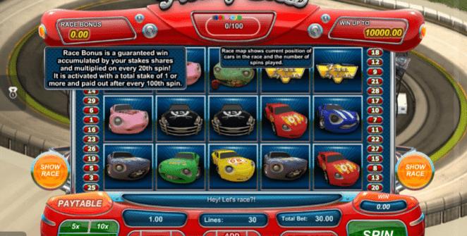Jocul de cazino online Freaky Cars gratuit
