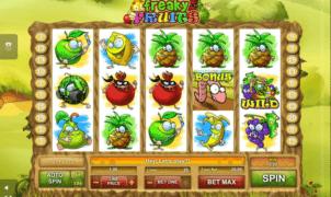 Freaky Fruits gratis joc ca la aparate online