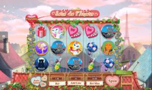 Jocuri Pacanele Jour de lAmour Online Gratis