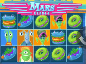 Mars Dinner gratis joc ca la aparate online