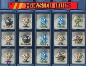 Jocul de cazino online Monster Birds gratuit