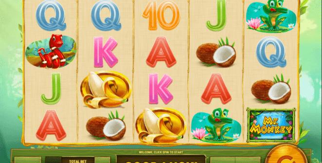 Jocul de cazino online Mr.Monkey gratuit