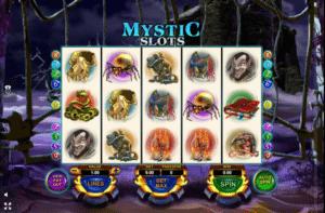 Joaca gratis pacanele Mystic Slots online