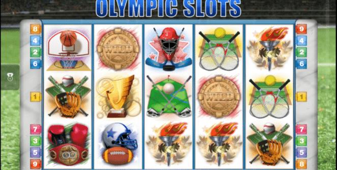 Jocul de cazino online Olympic Slots gratuit