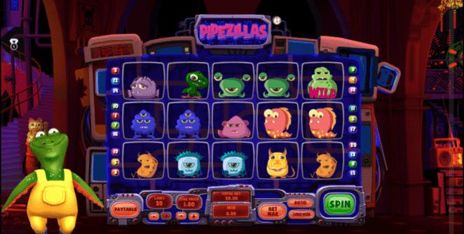 Pipezillas gratis joc ca la aparate online