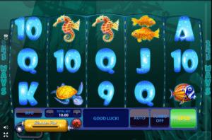 Joaca gratis pacanele Sea of Gold online