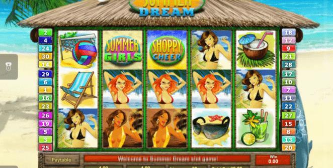 Jocul de cazino online Summer Dream gratuit