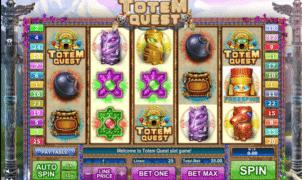 Joaca gratis pacanele Totem Quest online