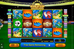 Jocuri Pacanele World Cup Soccer Spins Online Gratis