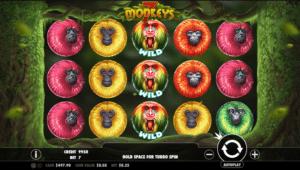 Jocul de cazino online 7 Monkeys gratuit