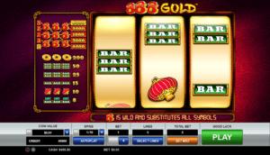 888 Gold gratis joc ca la aparate online