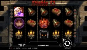 Jocul de cazino online Diablo 13gratuit