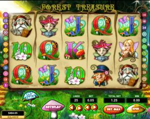 Jocuri Pacanele Forest Treasure Online Gratis