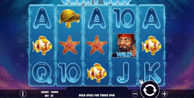 Jocuri Pacanele Great Reef Online Gratis