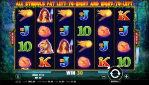 Jocul de cazino online Jurassic Giants gratuit