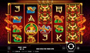 Jocul de cazino online Lucky Dragons gratuit