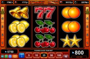 Joaca gratis pacanele Lucky Hot online