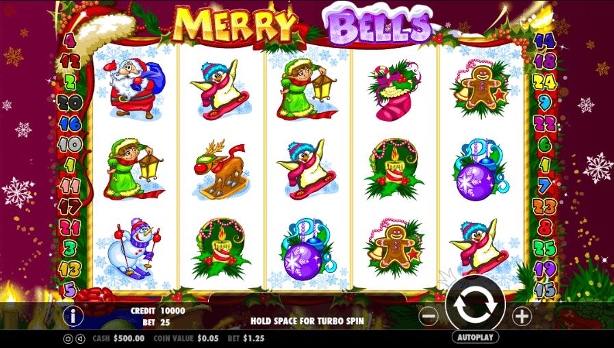 Merry Bells gratis joc ca la aparate online