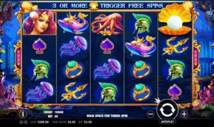 Jocul de cazino online Queen of Atlantis gratuit