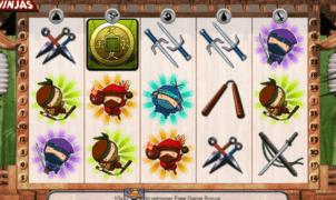 Jocul de cazino online 5 Ninjas gratuit