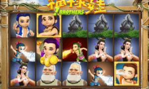 Joaca gratis pacanele 7 Brothers online