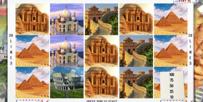 Jocul de cazino online 7 Wonders gratuit