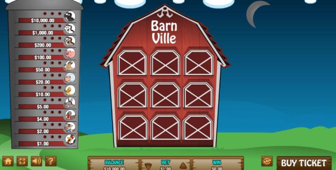Jocul de cazino online Barn Ville gratuit