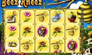 Joaca gratis pacanele Beez Kneez online