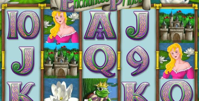 Jocuri Pacanele Enchanted Prince Online Gratis