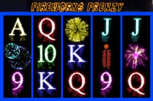 Fireworks Frenzy gratis joc ca la aparate online