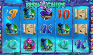 Joaca gratis pacanele Fish and Chips online